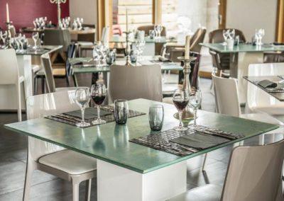 Restaurant Neuchatel vue lac
