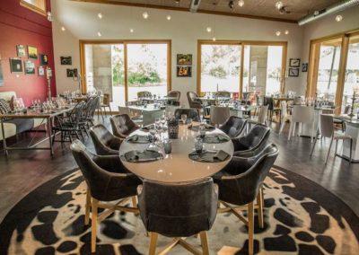 Restaurant Romantique au bord du lac de Broye
