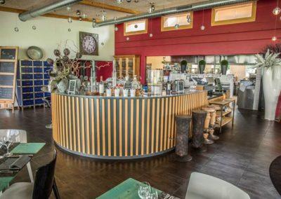 Restaurant Romantique lac Broye