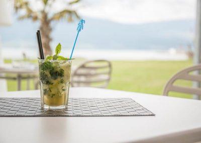 Restaurant Romantique lac de Broye